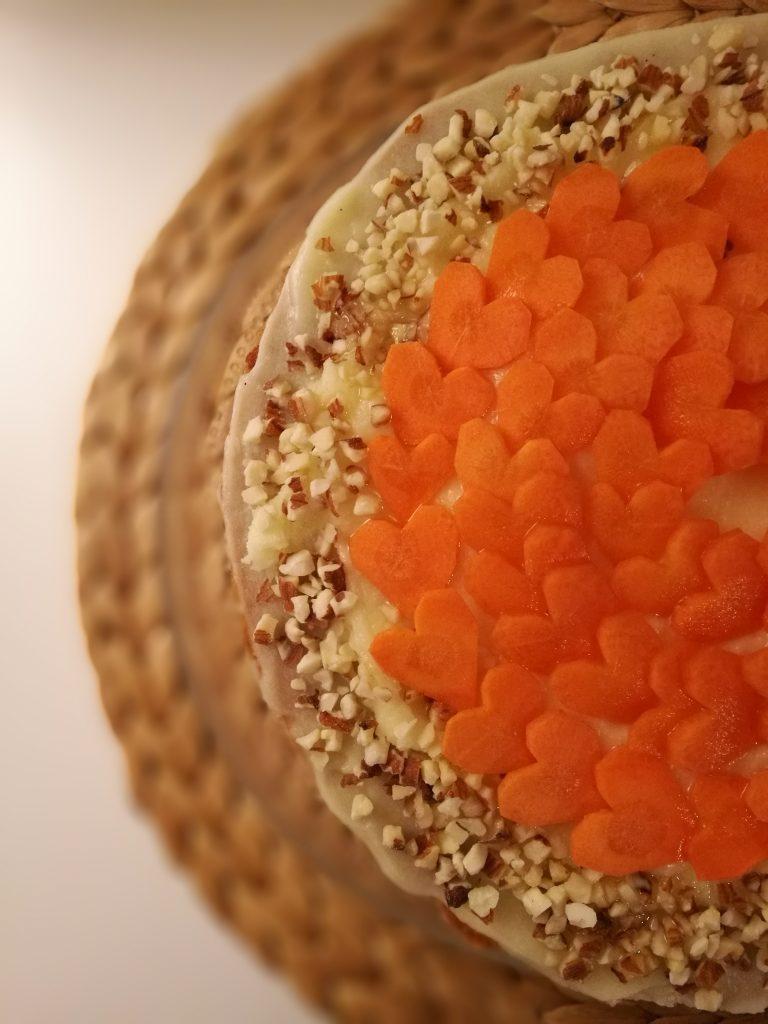 ellin-porkkanakakku