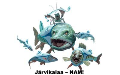 Vähähiilisen ja ekologisen talouden osaamiskeskittymä – case Järvikalaa – NAM!