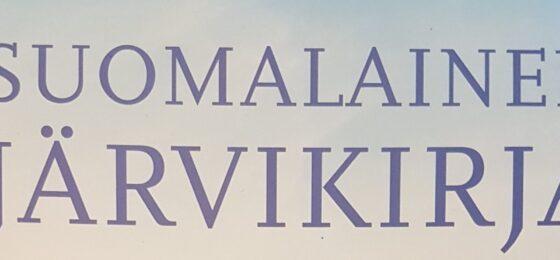 Suomalainen järvikirja Pyhäjärvi-instituutilta